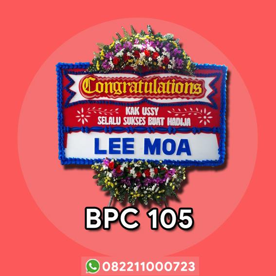 Bunga Papan Ucapan Congrats