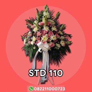 standing flowers bekasi