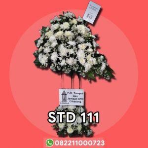 standing flowers duka cita